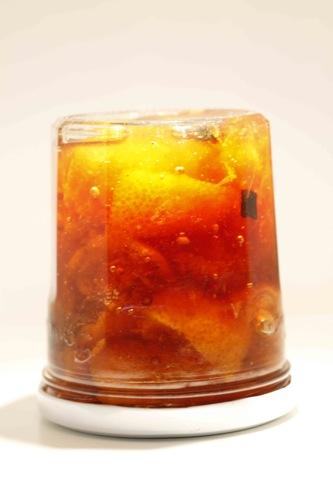 Mandarines confites
